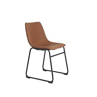 Light & Living Dining Chair 45x55x79cm Jeddo Brown