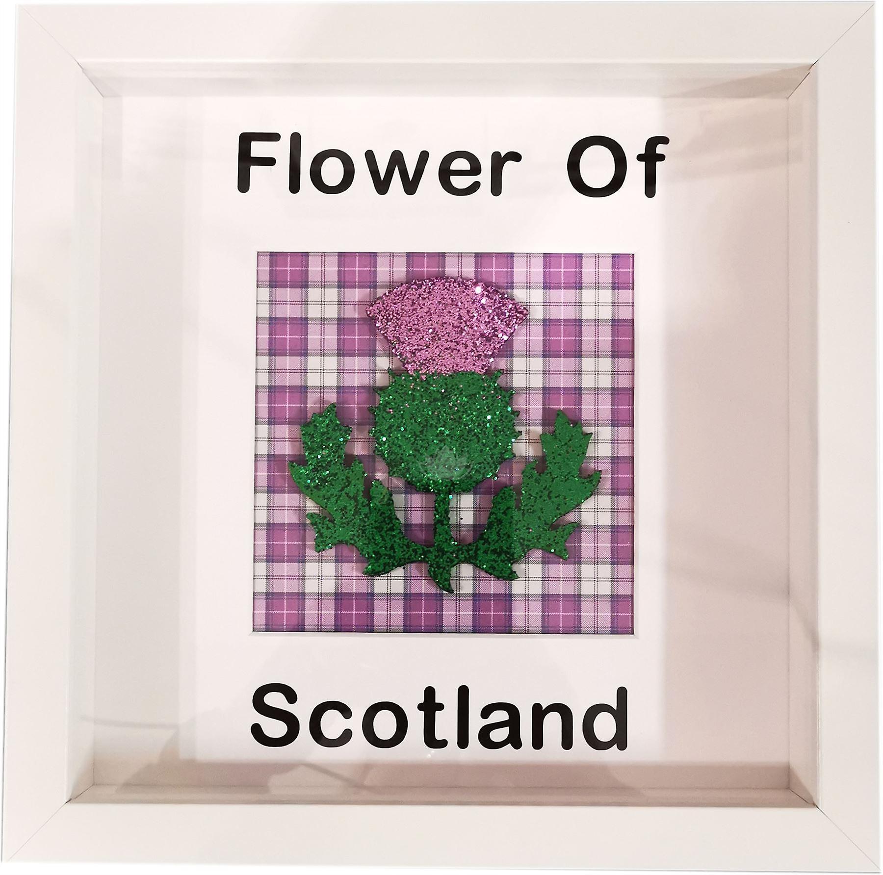 Wee Bee Handmade Scottish Thistle
