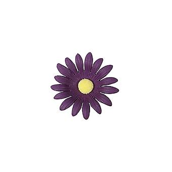 SugarSoft Edible Flower - Daisy - Purple - Boîte de 20