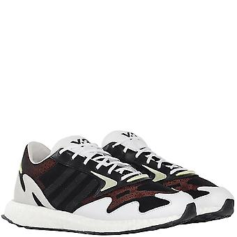 Y-3 Rhisu Run Trainers Black