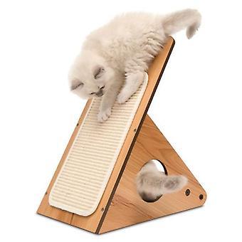 Hagen Rascador para gatos v-playstation vesper  Nogal (Gatos , Juguetes , Rascadores)