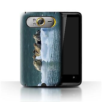 STUFF4 Case/Cover for HTC HD7/Seals/Ice/Marine Wildlife