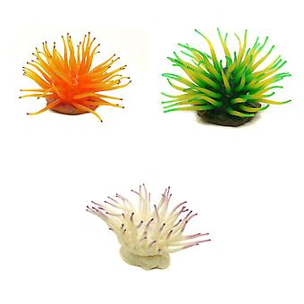 Penn-Plax Anemone Aquatic Ornament