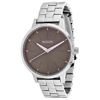 Nixon Women's Kensington Grey Watch - A099-3161