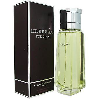 Herrera men by carolina herrera 6.75 oz eau de toilette spray