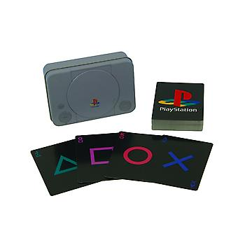Playstation Playing Cards en Collectable Tin Officially Licensed Standard Deck