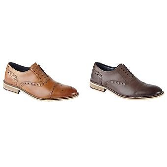 Roamers Mens Leather Sarto