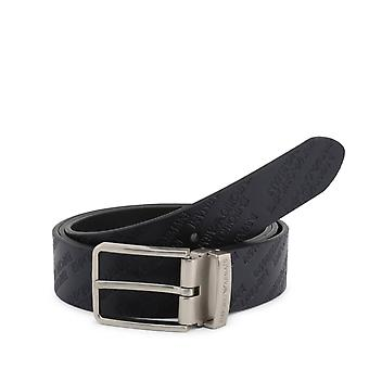 Emporio Armani Original Men All Year Belt - Blue Color 42092