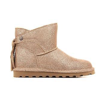 Bearpaw נטליה 2013WPewterDistressed החורף האוניברסלי נשים נעליים