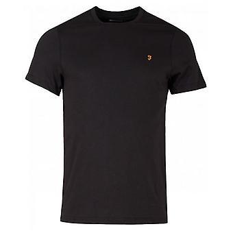 Farah Denny T-shirt à manches courtes neck d'équipage