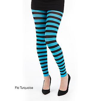 Pamela Mann Twickers Stripe Footless Tights