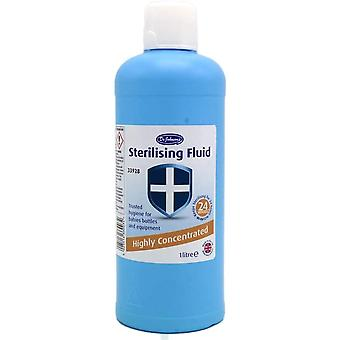 Dr Johnson's Baby Sterilising Fluid Highly Concentrated - 1 Litre