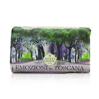 Emozioni em toscana sabonete natural floresta encantadora 208647 250g/8.8oz