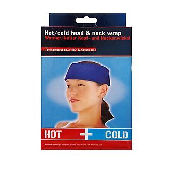 Hoofd en nek bandage warmte en koud kompres