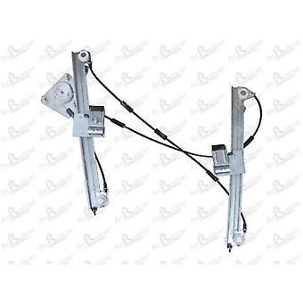 Front RH Electric Window Regulator (w/o motor) for SEAT IBIZA V ST (6J8), 2010-