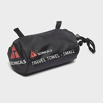 New Technicals Suede Microfibre Small Travel Towel Green