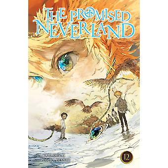 Promised Neverland Vol. 12 by Kaiu Shirai