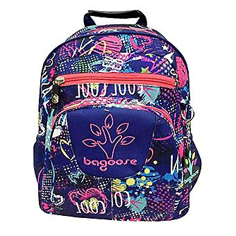 CYP Backpack 35 cm Cool Graffiti Bagoose Multicolor (MC-36-B