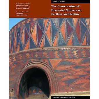 Het behoud van versierde oppervlakken op Earthen Architectuur door Les