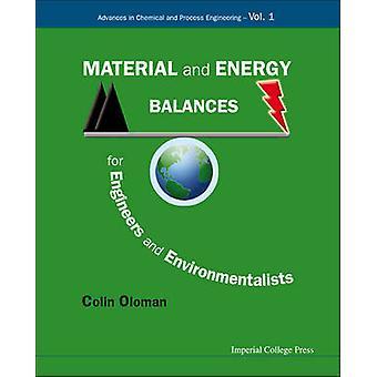 Materiaal- en energiebalansen voor ingenieurs en milieuactivisten door C