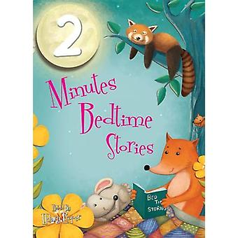 2 Minutes Bedtime Stories - 2018 by Hilary Roper - 9781912422333 Book
