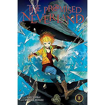 The Promised Neverland - Vol. 11 by Kaiu Shirai - 9781974708383 Book