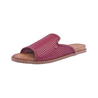 Volcom Stone Daze faux leder sandalen in schors bruin