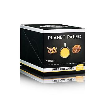 Planet Paleo Pure kollagen gurkemeie latte poser 15 (PP1038)