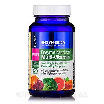 Enzymedica Enzyme Nutrition Women's Capsules 120 (14011)