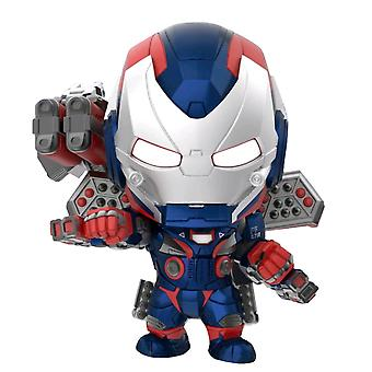 Avengers 4 Endgame Iron Patriot Light Up Cosbaby