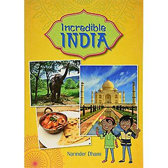 Reading Planet KS2 - Incredible India - Level 4 - Earth/Grey band by N