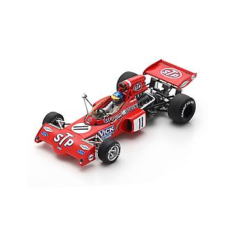 March 721 X (Ronnie Peterson Belgian GP 1972) Resin Model