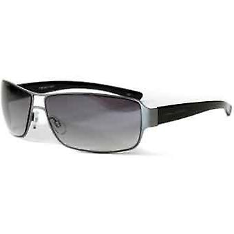Bloc Eyewear Billy Gun Black Sunglasses (SG12 Grey Grad/Cat 3 Lens)