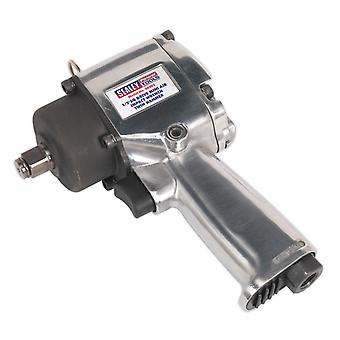 Sealey Sa203 Air Impact Wrench 1/2Sq Drive Compact Twin Hammer