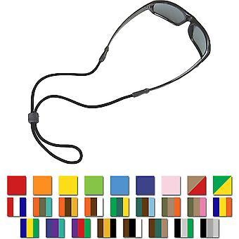 חברים אוניברסליים התאמה 3mm עמיד משקפי שמש חבל ניילון משקפיים מקדמה
