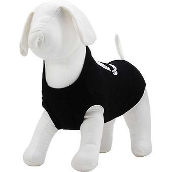Karl Lagerfeld Lemmikit Koira T-paita Kasvot Kasvot