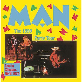 Man - 1999 Party Tour [CD] USA import