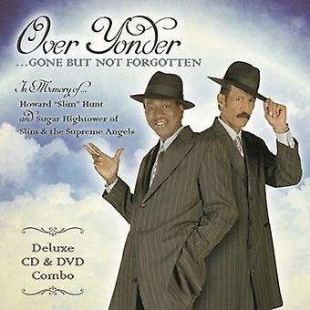 Slim & Supreme Angels - Over Yonder Gone But Not Forgotten [CD] USA import