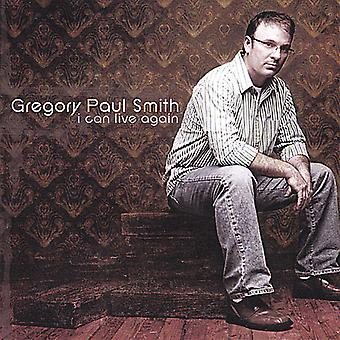 Gregory Paul Smith - I Can Live Again [CD] USA import