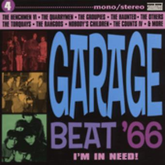 Garage Beat '66 - Garage Beat '66: Vol. 4-Doin' Me in [CD] USA import