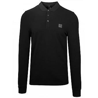 Camicia BOSS Black Passerby Polo