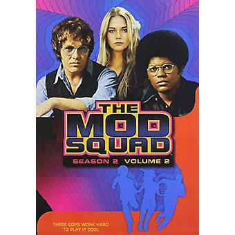 Mod Squad: Season 2 Part 2 [DVD] USA import