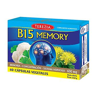 B15 Memory 60 capsules