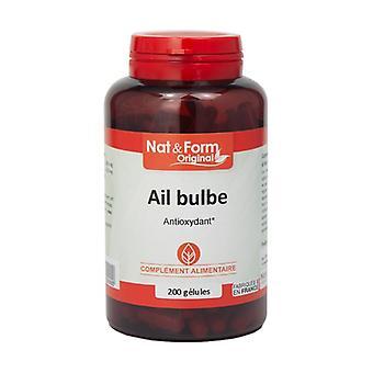 Garlic Bulb 200 capsules