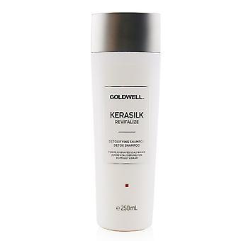 ケラシルクは、脱トックスシャンプー(アンバランス頭皮用)250003 250ml / 8.4オンスを活性化します