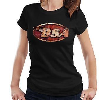 BSA Copper Logo Women's T-Shirt