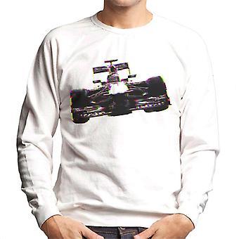 Motorsport kuvia Red Bull RB7 Sebastian Vettel miesten ' s College pusero