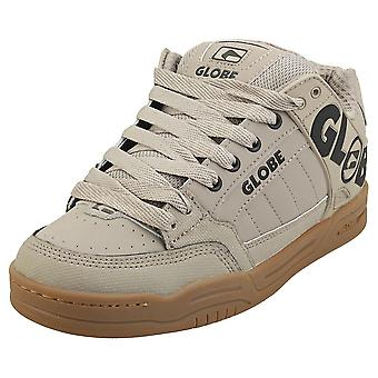 Globe Tilt Mens Skate Trainers in Stucco Gum