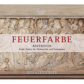Feuerfarbe [CD] USA import