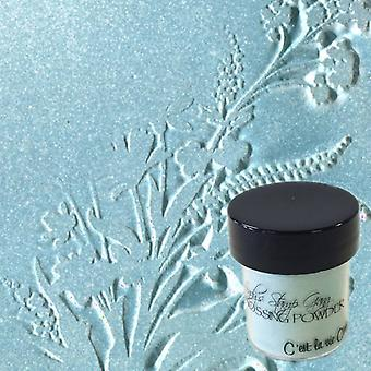 Lindy's Stamp Gang C'est La Vie Cerise Embossing Powder